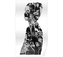 Johnny Orlando - Silhouette Poster