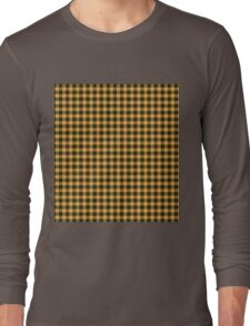 Oppa Gingham Style Long Sleeve T-Shirt