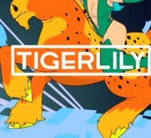 Tigerlily's Unicorn Sticker