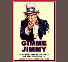 GIMME JIMMY Unisex T-Shirt