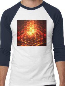 Pompeii Men's Baseball ¾ T-Shirt