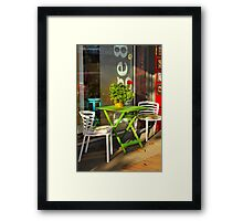 Poet's Corner Framed Print