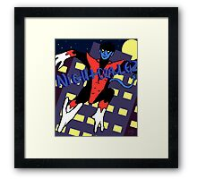 Nightcrawlin' Framed Print