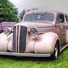 1937 Dodge by James Brotherton