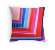 Pastel Painting 1 Throw Pillow