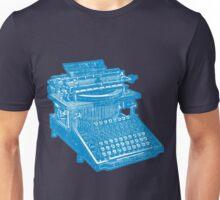 TYPEWRITER-4 Unisex T-Shirt