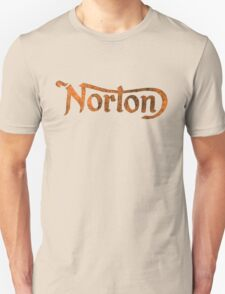 NORTON LOGO DISTRESSED T-Shirt