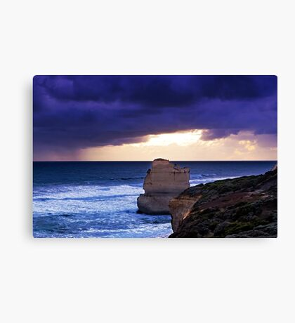 Gibson Steps Great Ocean Road, Victoria, Australia Canvas Print