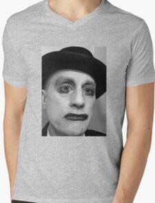 dr death rock, self portrait Mens V-Neck T-Shirt