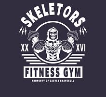 Skeletors Fitness Gym Unisex T-Shirt