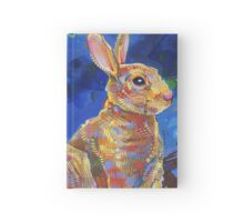 Common rabbits Hardcover Journal