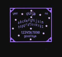 Ouija pastel goth pixels Womens Fitted T-Shirt