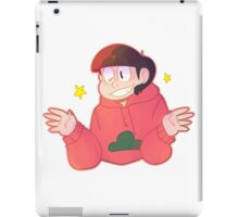 a huge dork!!! iPad Case/Skin