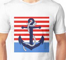 Ahoy! (ocean dipped) Unisex T-Shirt
