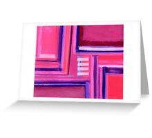Pastel Painting 2 Greeting Card