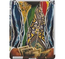 BIGGIE SWEATER iPad Case/Skin