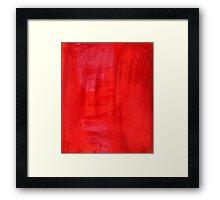Pastel Painting 3 Framed Print
