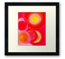 Pastel Painting 4 Framed Print