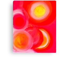 Pastel Painting 4 Canvas Print