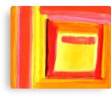Pastel Painting 6 Canvas Print