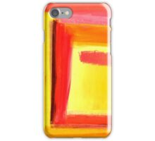 Pastel Painting 6 iPhone Case/Skin