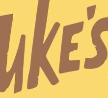 Luke's Diner Sticker