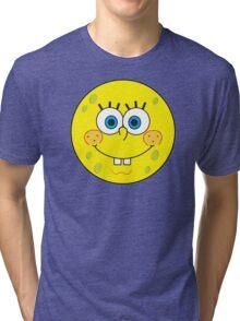 Bob Smiley Tri-blend T-Shirt