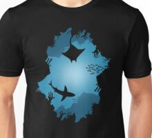 In the deep of sea Unisex T-Shirt