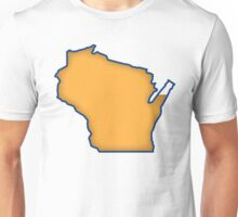 Wisconsin Brewer  Unisex T-Shirt