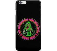 Bad Mofo from Outer Space Colour iPhone Case/Skin