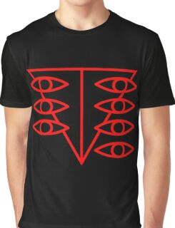 Seele Red Logo Graphic T-Shirt