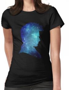 doctor who-tenth doctor David Tennant  Womens Fitted T-Shirt