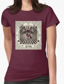 5776 YEAR OF THE PHOENIX Womens Fitted T-Shirt