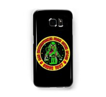 Bad Mofo from Outer Space Colour 2 Samsung Galaxy Case/Skin