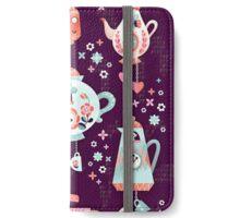 Tea Time!  iPhone Wallet/Case/Skin