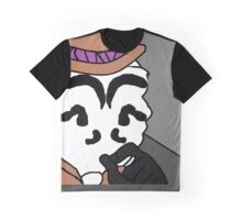 RARE RORSCHARCH WATCHMEN PEPE Graphic T-Shirt