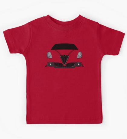 Alfa Romeo Giulietta embossed Kids Tee