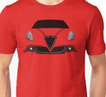 Alfa Romeo Giulietta embossed Unisex T-Shirt
