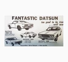 Fantastic Datsun Kids Tee