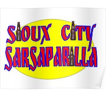 Sioux City Sarsaparilla Poster