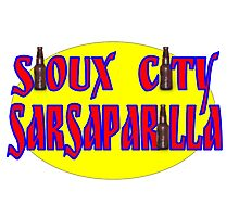 Sioux City Sarsaparilla Photographic Print