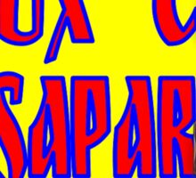 Sioux City Sarsaparilla Sticker