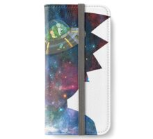 Rick and Morty Space Ship iPhone Wallet/Case/Skin