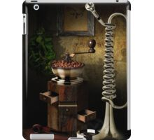 Still-life With The Trumpet iPad Case/Skin