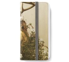 The Deer Secret iPhone Wallet/Case/Skin