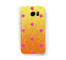 Cupcakes AND sprinkles! Samsung Galaxy Case/Skin