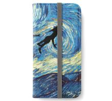 Peter Pan The Starry Night iPhone Wallet/Case/Skin