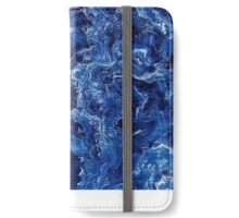 Blue Marble iPhone Wallet/Case/Skin