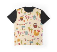 Egg Hunt Graphic T-Shirt