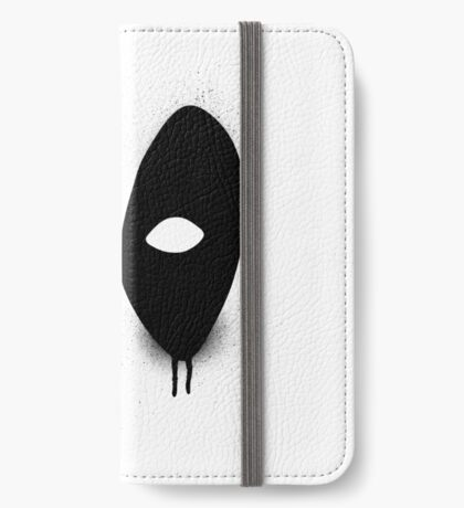The Eyes of a Merc iPhone Wallet